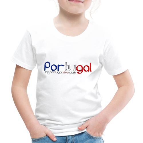 Portugal Color France - T-shirt Premium Enfant