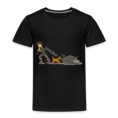 Hundeführer - Kinder Premium T-Shirt