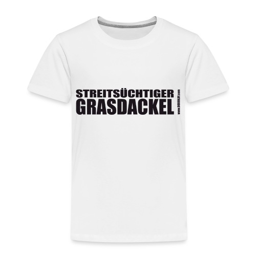 Tour_StreitsG BLK-Pic - Kinder Premium T-Shirt