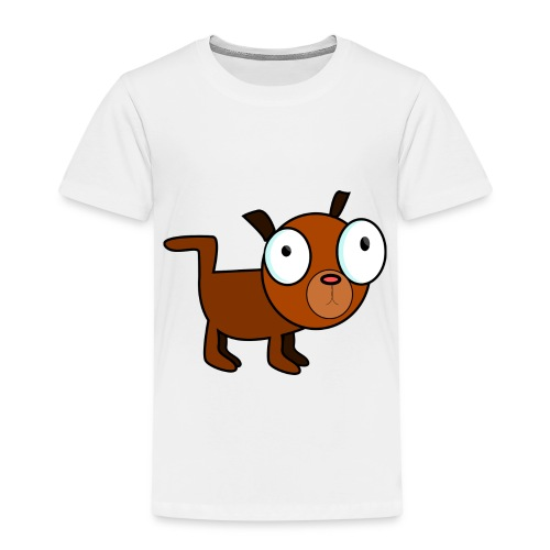 dog dawg animal 1979px png - Kinderen Premium T-shirt