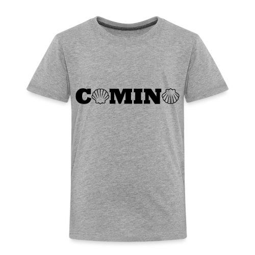 Camino - Børne premium T-shirt