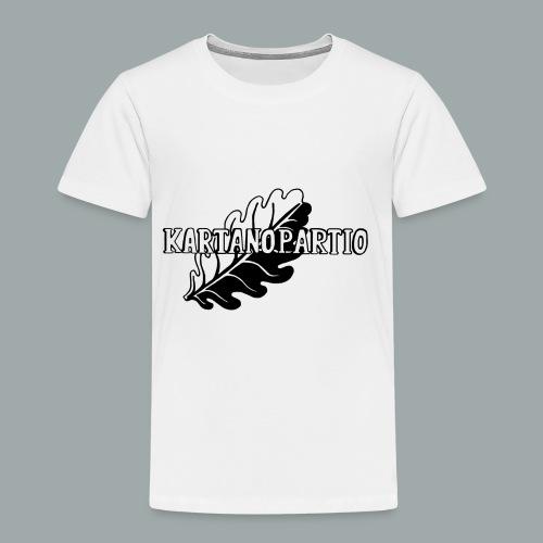 karpa logo photoshopattu - Lasten premium t-paita
