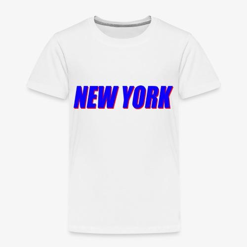 Giants - New York - Kids' Premium T-Shirt