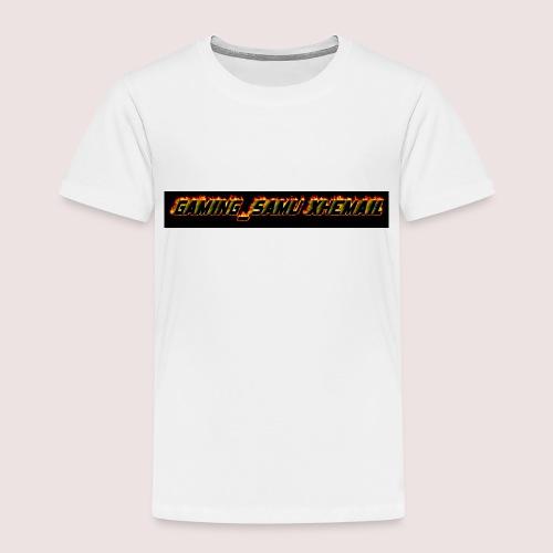 Gaming_samu Logo - Kinder Premium T-Shirt