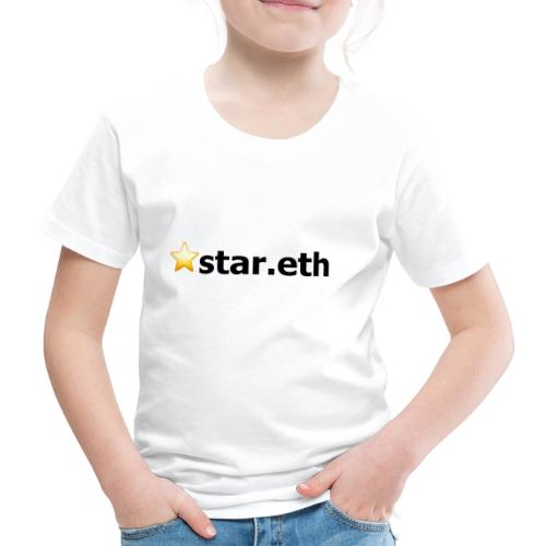 ⭐star.eth - Kinder Premium T-Shirt