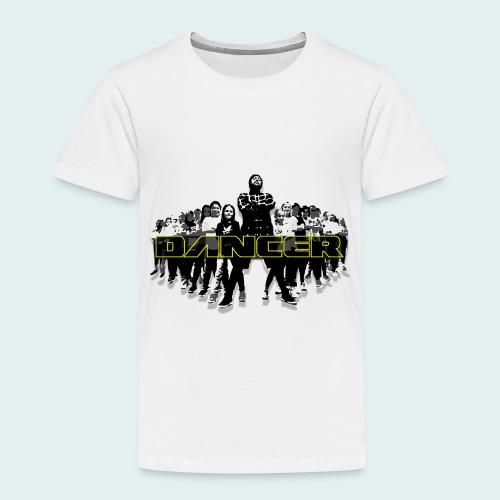 dancer yellow png - Kinder Premium T-Shirt