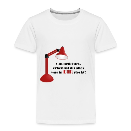 gut-belichtet - Kinder Premium T-Shirt