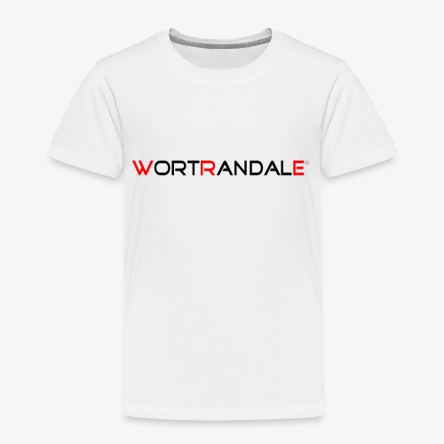 Wortrandale - Kinder Premium T-Shirt
