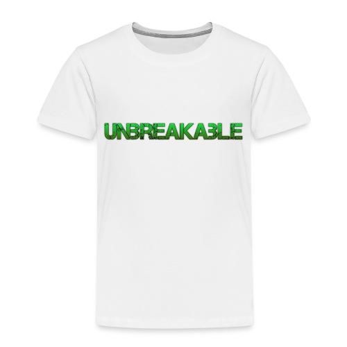 Unbreakable - Kinderen Premium T-shirt