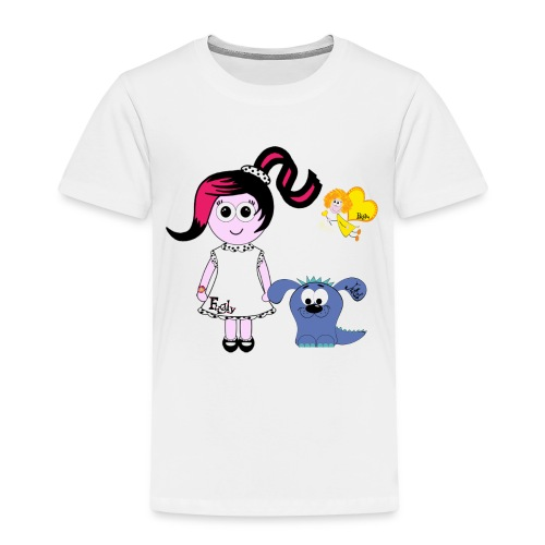 Fugly Jutzi Blogsa - Kinder Premium T-Shirt