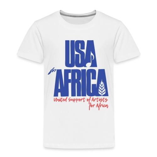 USA 4 africa - T-shirt Premium Enfant