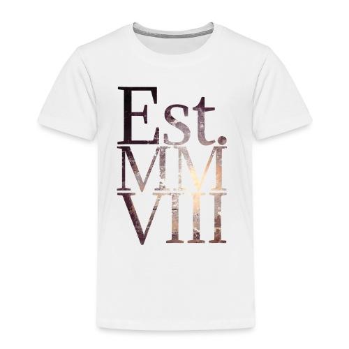 Born in 2008 - Kids' Premium T-Shirt