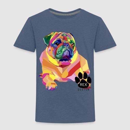 A Pug Life - Kids' Premium T-Shirt
