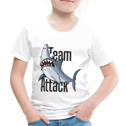 team hai - Kinder Premium T-Shirt