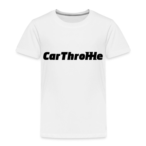 Car Throttle Logo - Kids' Premium T-Shirt