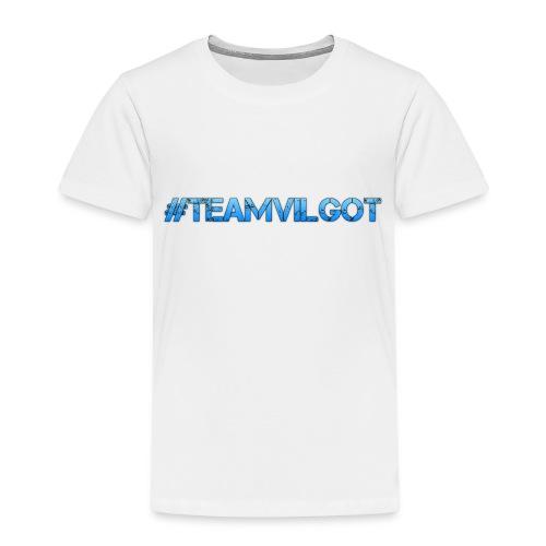 teamvilgot - Premium-T-shirt barn