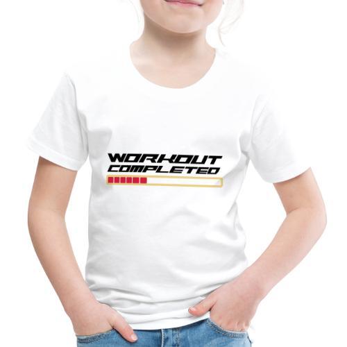 Workout Komplett - Kinder Premium T-Shirt