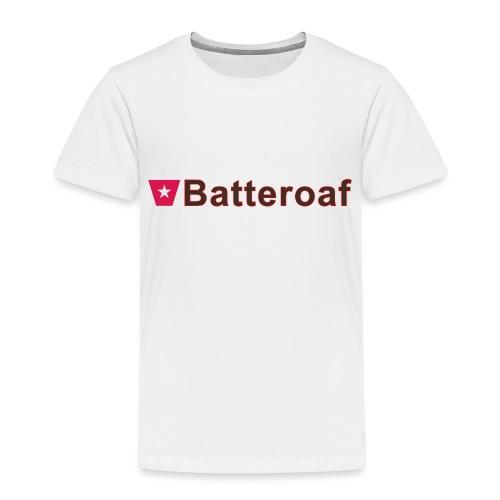 Batteraof w1 tp hori b - Kinderen Premium T-shirt