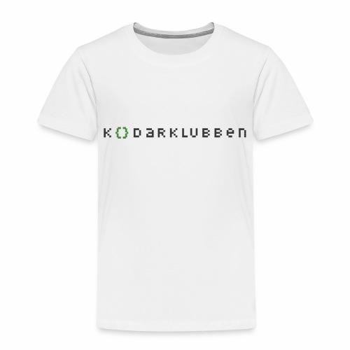Kodarklubben ljusare kläder - Kids' Premium T-Shirt