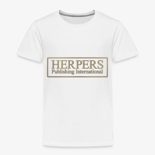 Herpers Publishing International Logo 2019 - Kinder Premium T-Shirt