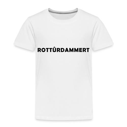 Rotturdammert - Kinderen Premium T-shirt