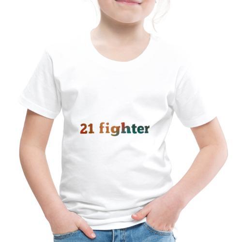 21 fighter - Kids' Premium T-Shirt