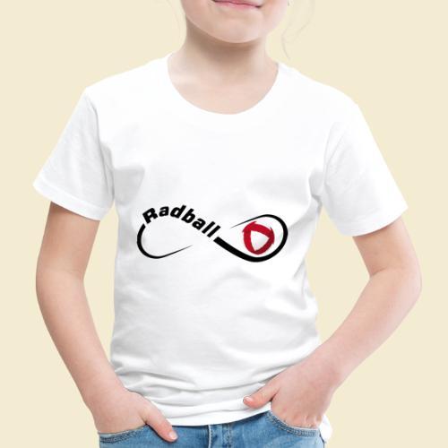 Radball 4 Ever - Kinder Premium T-Shirt