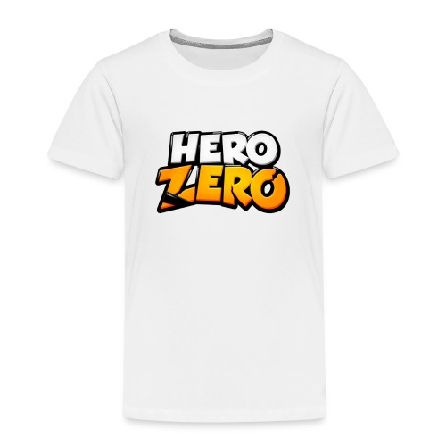 Hero Zero Logo - Kids' Premium T-Shirt