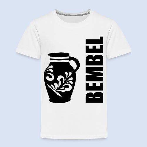 Frankfurter Bembel - Hessen - Kinder Premium T-Shirt