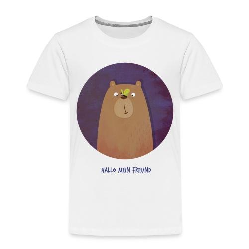Hallo mein Freund Longsleeve - Kinder Premium T-Shirt