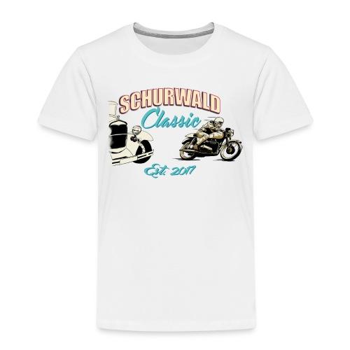 Schurwald Classic 2017 - Kinder Premium T-Shirt