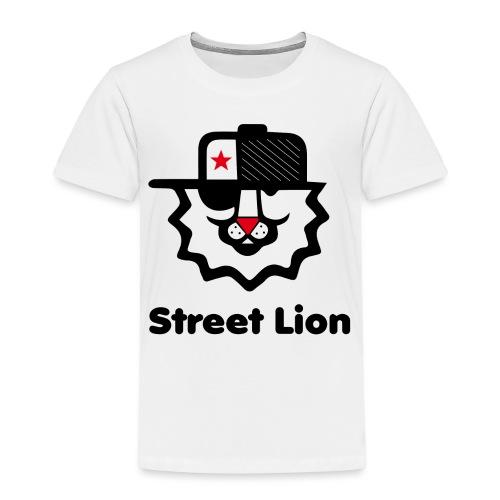 Street lion - T-shirt Premium Enfant