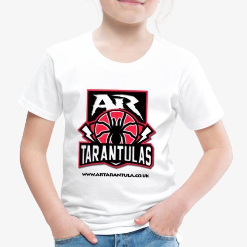 Original AR Tarantula logo - Kids' Premium T-Shirt