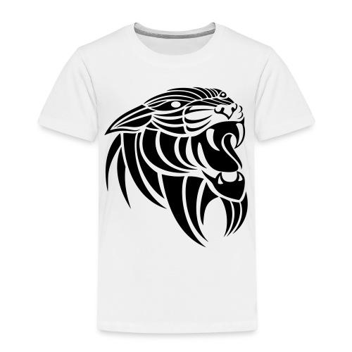 Panthera - Premium T-skjorte for barn