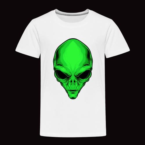 alien reptiliano - Camiseta premium niño