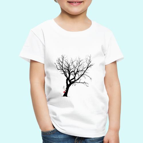 clown arbre - T-shirt Premium Enfant