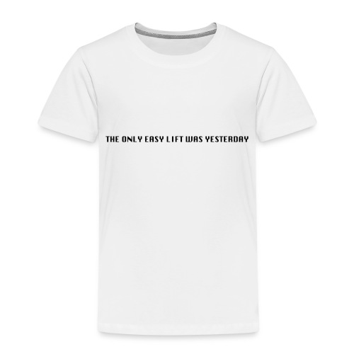170106 LMY t shirt hinten png - Kinder Premium T-Shirt