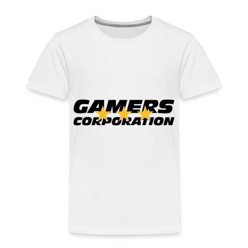 Gamers Corporation - T-shirt Premium Enfant