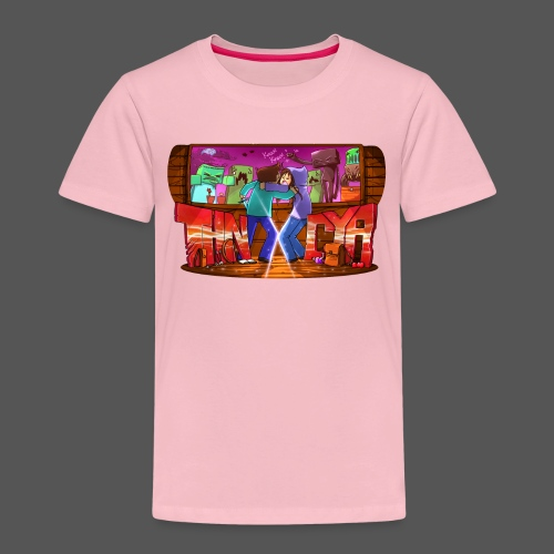 ThnxCya tshirt never say goodbye 2 by Jonas Nacef - Kids' Premium T-Shirt