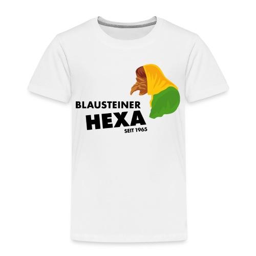 Hexe Schriftzug 1965 - Kinder Premium T-Shirt