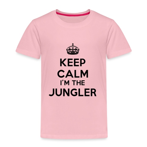 Keep calm I'm the Jungler - T-shirt Premium Enfant