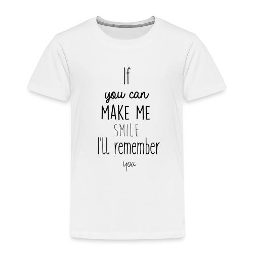 Mug en céramique Gröner Citation anglaise - T-shirt Premium Enfant