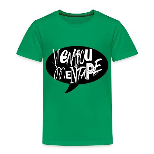 La bulle MENFOUMENTAPE by Alice Kara - T-shirt Premium Enfant