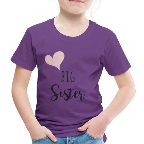 big sister - Kinder Premium T-Shirt