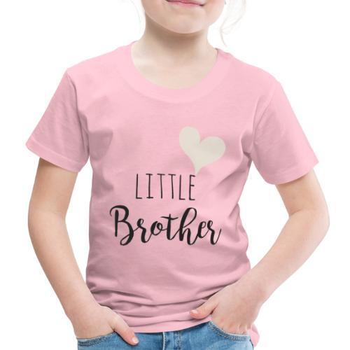 Little brother herz - Kinder Premium T-Shirt