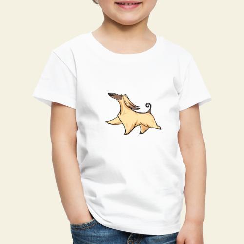 Afgaani Timantti V - Lasten premium t-paita