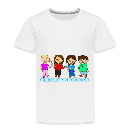 The youtube group annie m - Kids' Premium T-Shirt