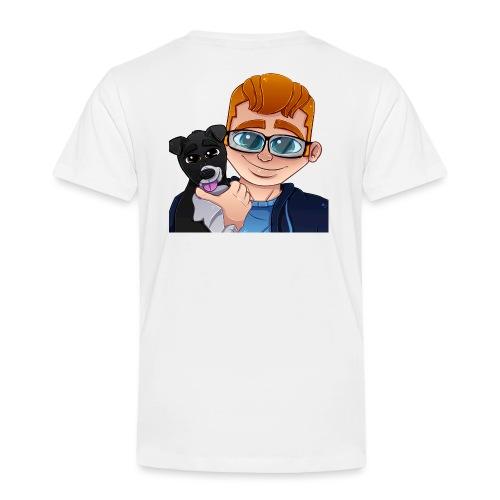 bella and me png - Kids' Premium T-Shirt