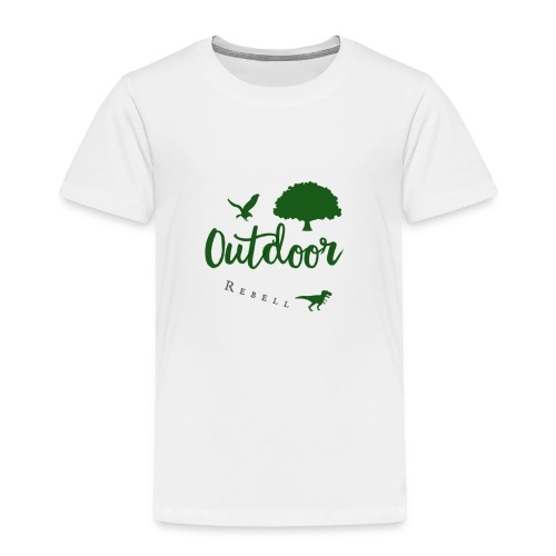 Outdoor Rebell - Kinder Premium T-Shirt