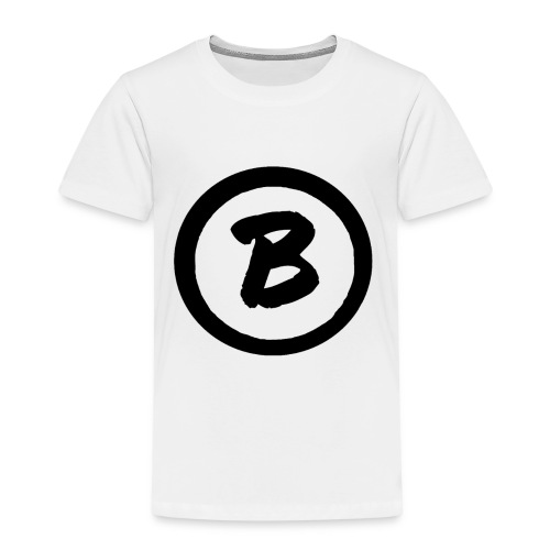 bluezed_ zwart - T-shirt Premium Enfant